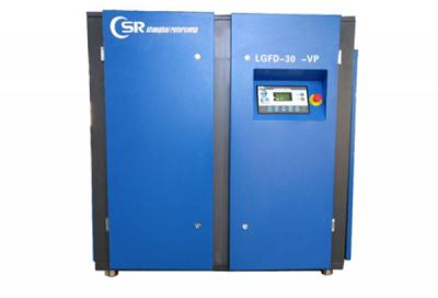 Energiebesparende Variable Speed ​​Rotary Screw Compressor